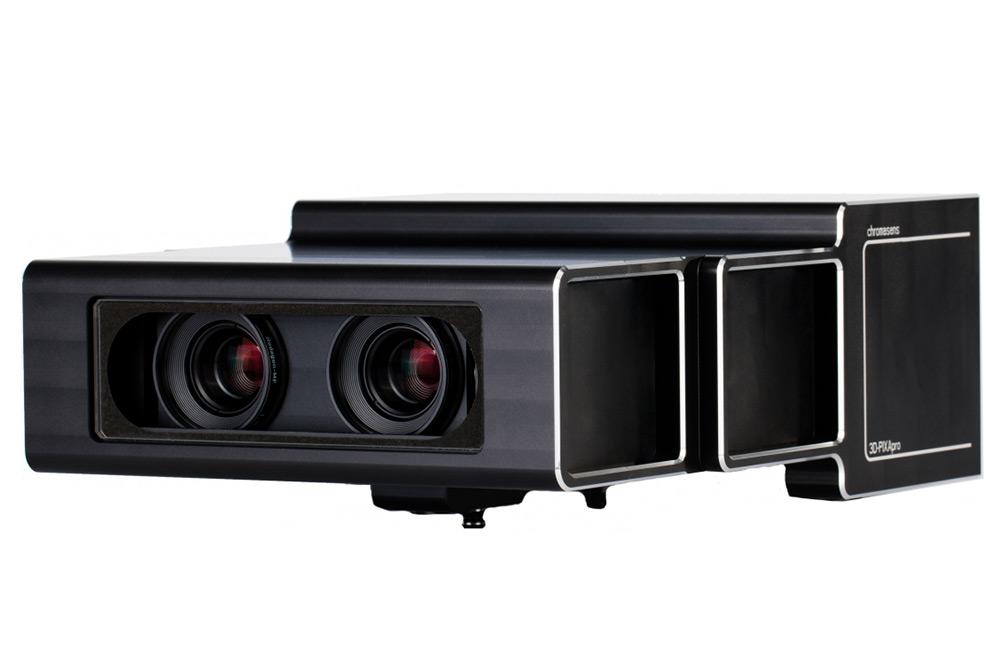 3D Stereo Line Scan Camera 3DPIXA - MoviMED