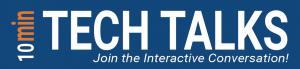 10min tech talk